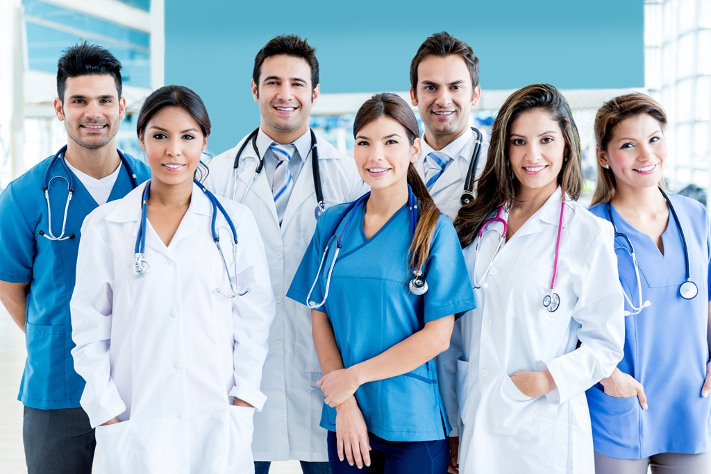 Healthcare Professionals 56409865